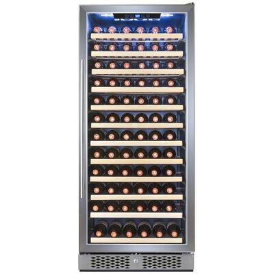 127 Bottle Adjustable Single Zone Convertible Wine Cellar