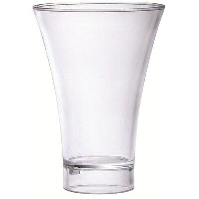 Heid Flared 2 oz. Plastic Shot Glass Color: Clear