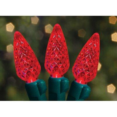 70's Strawberries LED Light Color: Red