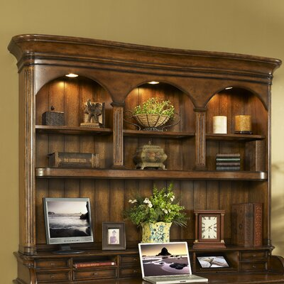 "Ballindam 55.75"" H x 78"" W Desk Hutch"