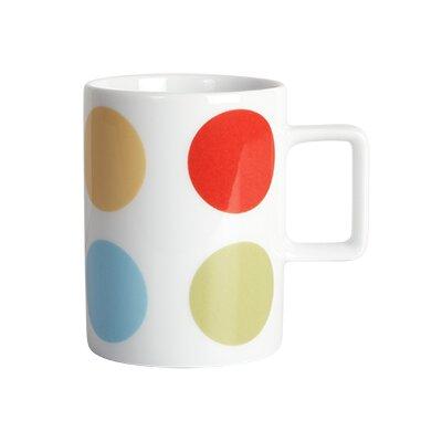 Fairmont and Main Ltd Spot On 11.3cm Porcelain Mug in Multi