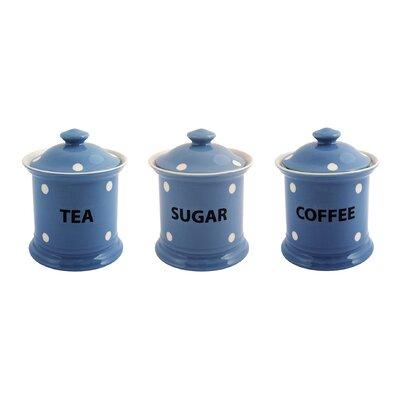 Fairmont and Main Ltd Kitchen Spot 3 Piece Jar Set