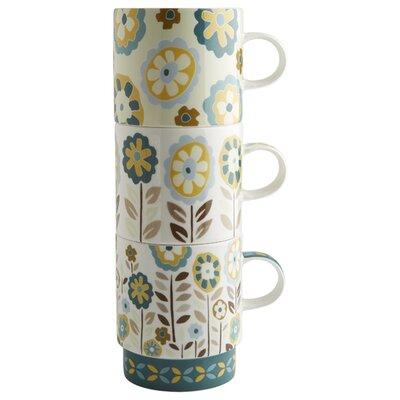 Fairmont and Main Ltd 3 Piece Stacking Mug Set