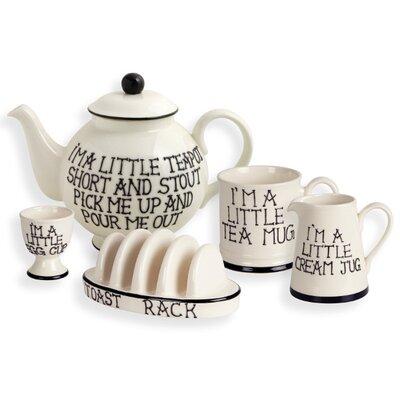 Fairmont and Main Ltd I'm a Little Teapot 9 Piece Tea Breakfast Set