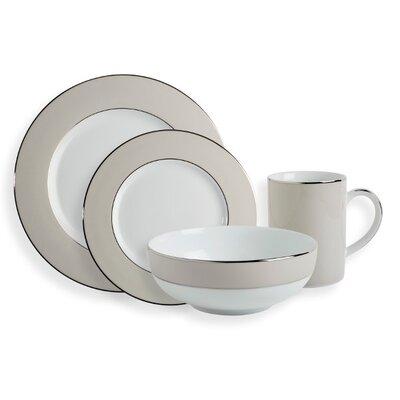 Fairmont and Main Ltd Cheltenham 16 Piece Dinnerware Set