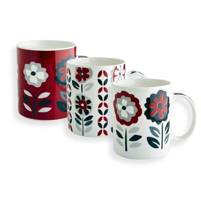 Fairmont and Main Ltd 3 Piece Mug Set