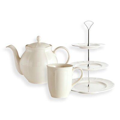 Fairmont and Main Ltd Vintage 6 Piece Afternoon Tea Set