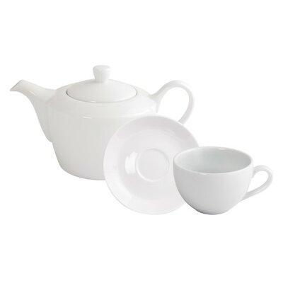 Fairmont and Main Ltd Arctic 9 Piece Porcelain Tea Set