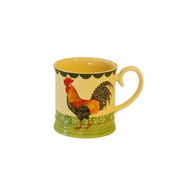 Fairmont and Main Ltd Cockerel Tankard Mug