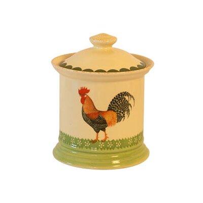 Fairmont and Main Ltd Cockerel Plain Store Jar Set