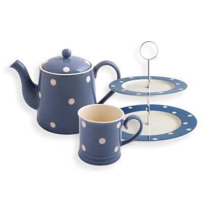Fairmont and Main Ltd Kitchen Spot 6 Piece Afternoon Tea Set