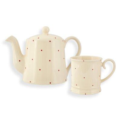 Fairmont and Main Ltd Little Dot 5 Piece Tea Set