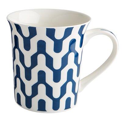 Fairmont and Main Ltd Geo Zigzag Mug
