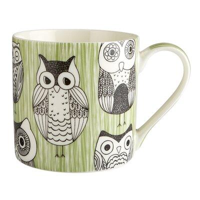 Fairmont and Main Ltd Owl Mug