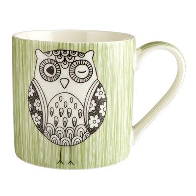 Fairmont and Main Ltd Winking Owl Mug