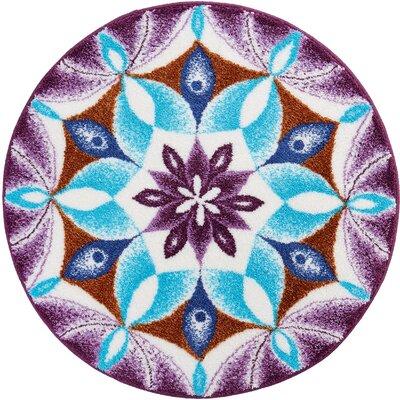 Grund Mandala Multi-Coloured Area Rug
