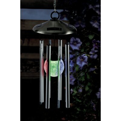 Cole and Bright Solar Colour Changing Wind Chime