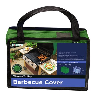 Gardman Wagon Trolley Barbecue Cover