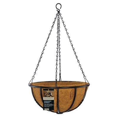 Gardman Blacksmith Round Hanging Basket