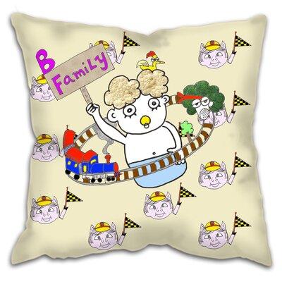 Cushion Art Scatter Cushion