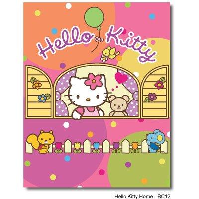 Boeing Carpet GmbH Hello Kitty Multi-Coloured Area Rug