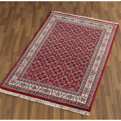 Boeing Carpet GmbH Herati Rug Red