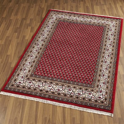 Boeing Carpet GmbH Mir Rug Red