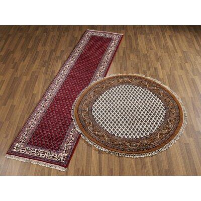Boeing Carpet GmbH Mir Rug Red