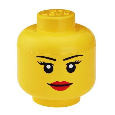 LEGO Storage Head Girl