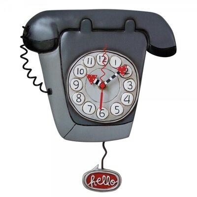 Allen Design Hello Phone Clock