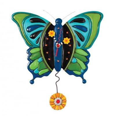 Allen Design Mariposa Clock