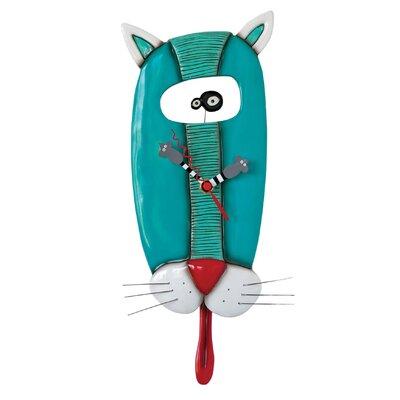 Allen Design Cat Nip Clock