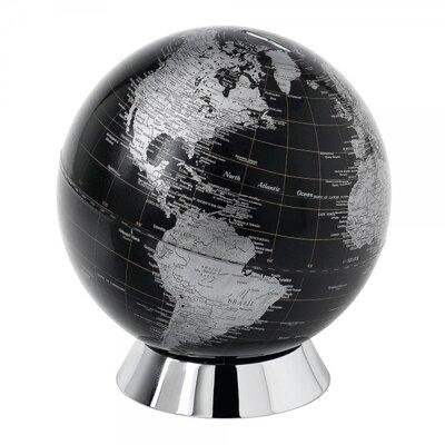 Border Fine Arts Contemporary Tabletop Globe Bank