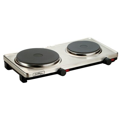 Professional Double Hot Plate