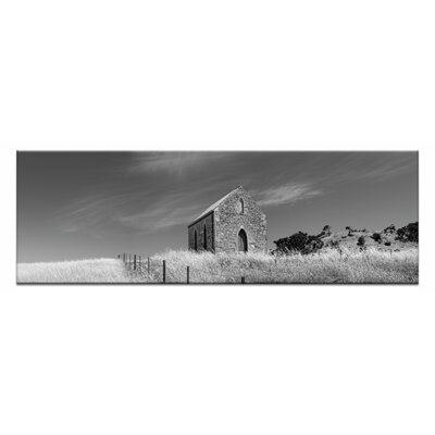 Artist Lane Golden Mas by Andrew Brown Photographic Print on Canvas in Black
