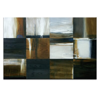 Artist Lane Lago Trasimeno by Katherine Boland Art Print on Canvas