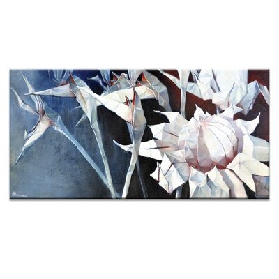 Artist Lane Fold and Turn and Fold again by Olena Kosenko Graphic Art Wrapped on Canvas