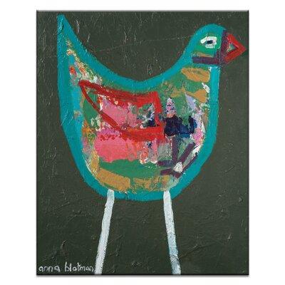 Artist Lane Samuel by Anna Blatman Art Print Wrapped on Canvas