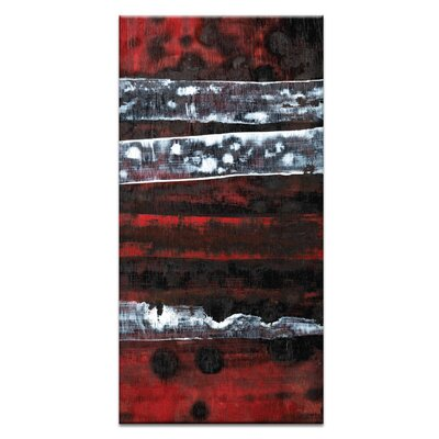Artist Lane Black Holes and Other Dark Matter #3 by Katherine Boland Art Print Wrapped on Canvas