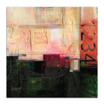 Artist Lane Urban Passages by Kathy Morton Stanion Art Print Wrapped on Canvas