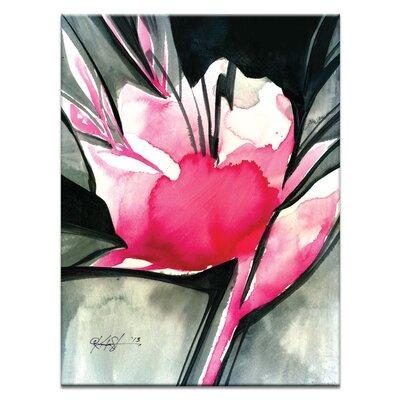 Artist Lane Organic Impressions No.13 by Kathy Morton Stanion Art Print on Canvas