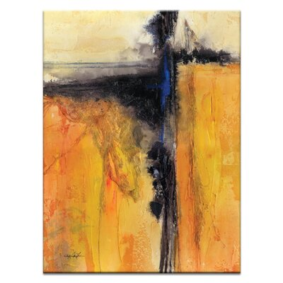Artist Lane Journey of Wonder by Kathy Morton Stanion Art Print Wrapped on Canvas
