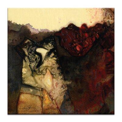 Artist Lane Ancient Passages No.11 by Kathy Morton Stanion Art Print Wrapped on Canvas