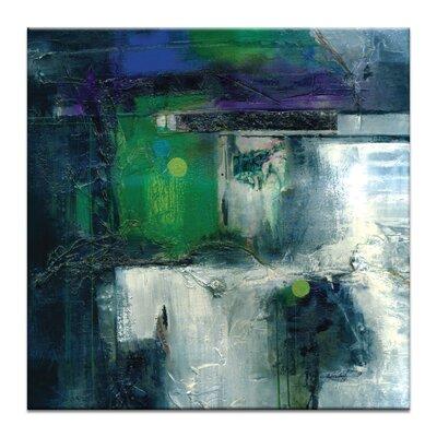 Artist Lane Healing Path by Kathy Morton Stanion Art Print on Canvas