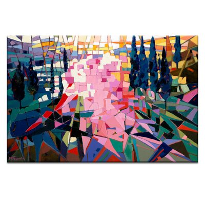 Artist Lane Toscana Orchestra by Catherine Fitzgerald Art Print Wrapped on Canvas