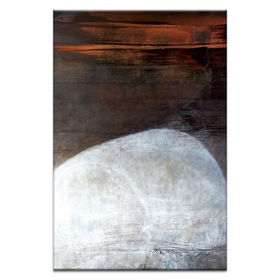 Artist Lane Moment of Clarity by Gill Cohn Art Print on Canvas in Black/White