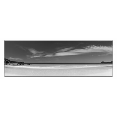 Artist Lane Perfect Day, Wilsons Prom by Andrew Brown Photographic Print Wrapped on Canvas in Black/White