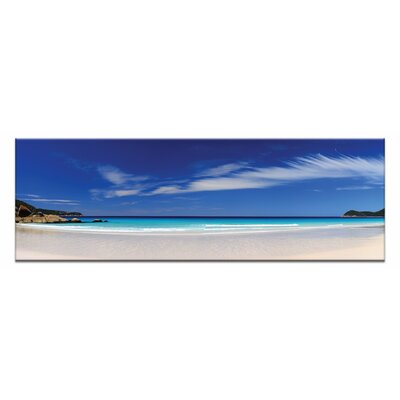 Artist Lane Perfect Day, Wilsons Prom by Andrew Brown Photographic Print on Canvas
