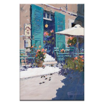 Artist Lane As Time Goes on by Catherine Fitzgerald Art Print on Canvas