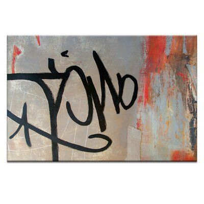 Artist Lane Mirka Lane by Katherine Boland Graphic Art Wrapped on Canvas